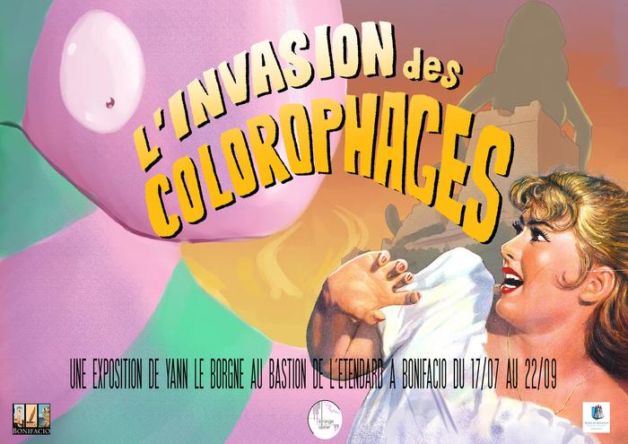 Journées du patrimoine 2019 - L'invasion des Colorophages