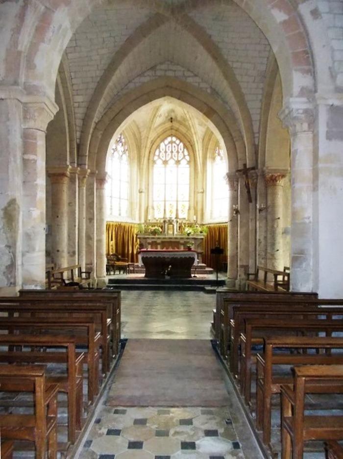 Journées du patrimoine 2020 - Église Saint-Pierre-et-Saint-Paul de Machault