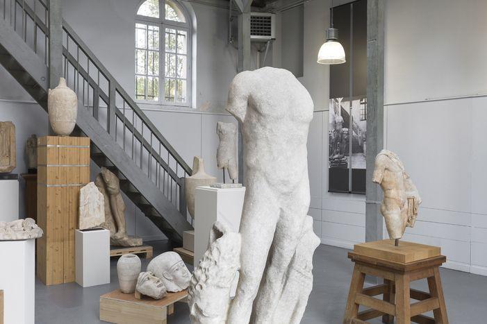 Journées du patrimoine 2020 - Projection à l'Atelier des antiques