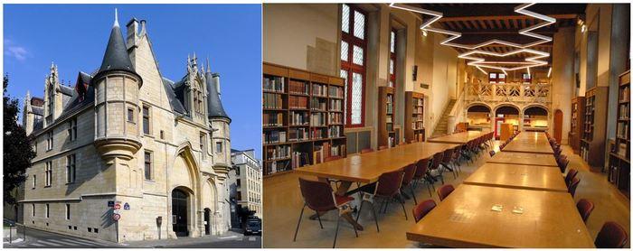 Journées du patrimoine 2020 - À la découverte de la Bibliothèque Forney - Hôtel de Sens