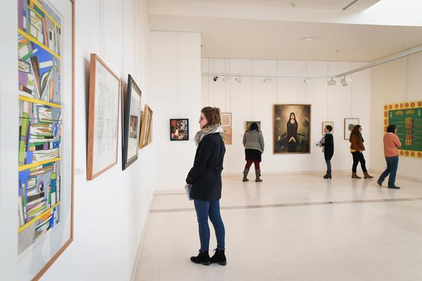Nuit des musées 2019 -Visite libre des collections du musée des Beaux-Arts
