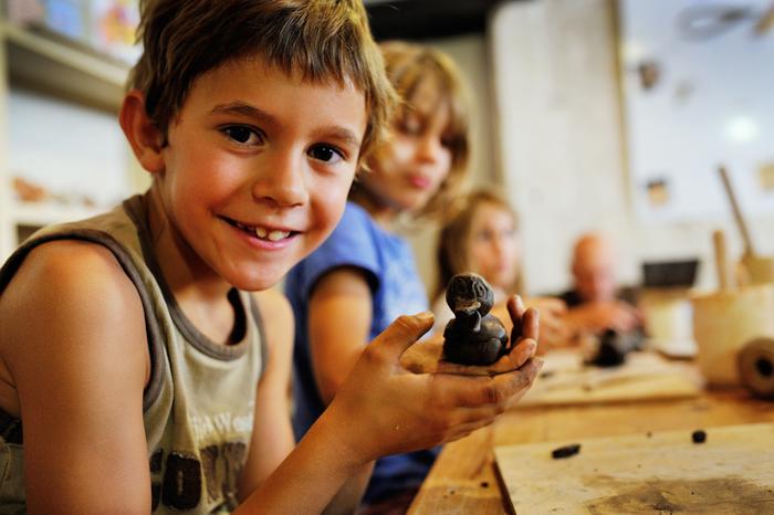 Journées du patrimoine 2020 - Les Mains dans la Terre ! Atelier de création