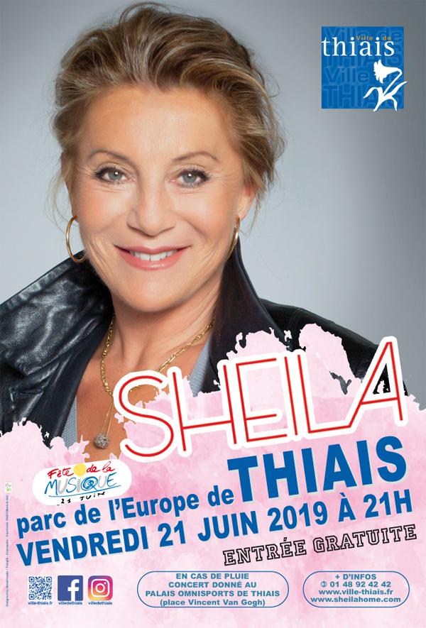 Fête de la musique 2019 - Sheila