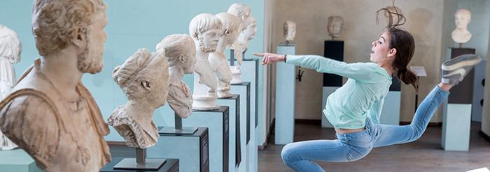 Les musées sont gratuits le premier dimanche du mois - Musée Saint-Raymond  Toulouse le 30/11/2019
