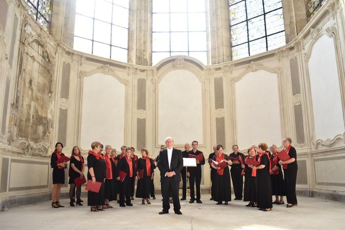 Journées du patrimoine 2019 - Déambulation musicale à travers l'Abbaye des Prémontrés