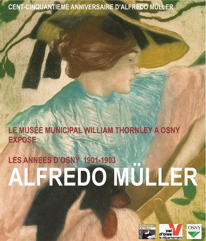 Journées du patrimoine 2019 - Hommage à Alfredo Müller
