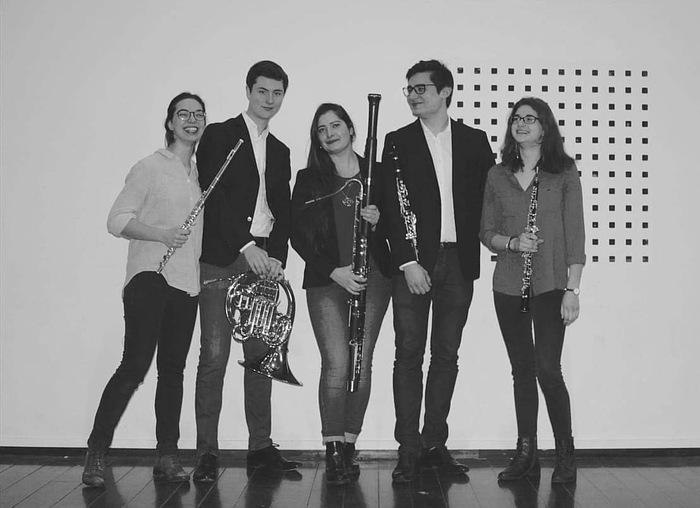 Ensemble Singuliers - Quintette à vent