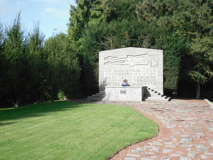 Ouverture du Mémorial Ascq 1944