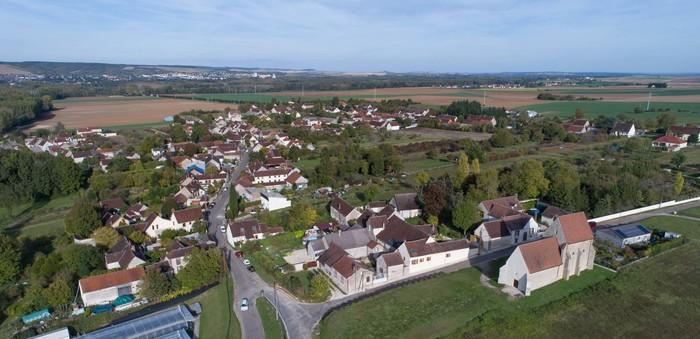 Journées du patrimoine 2019 - Visite guidée de l'Église de Paroy-sur-Tholon