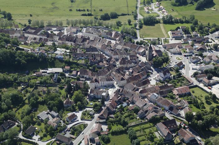 Journées du patrimoine 2019 - Visite guidée de la ville d'Orgelet