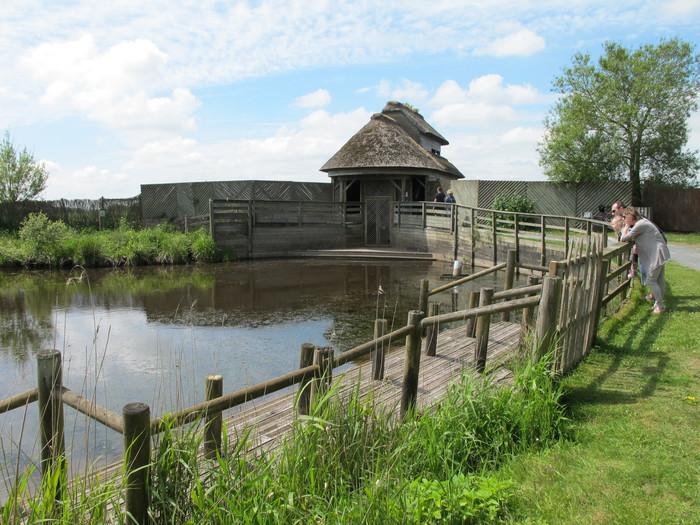 Journées du patrimoine 2019 - Visite libre de la Maison du Parc naturel régional des Marais du Cotentin et du Bessin