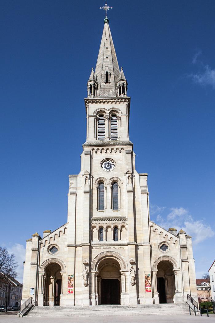 Journées du patrimoine 2019 - Construire au XIXe siècle : la basilique Saint-Denys
