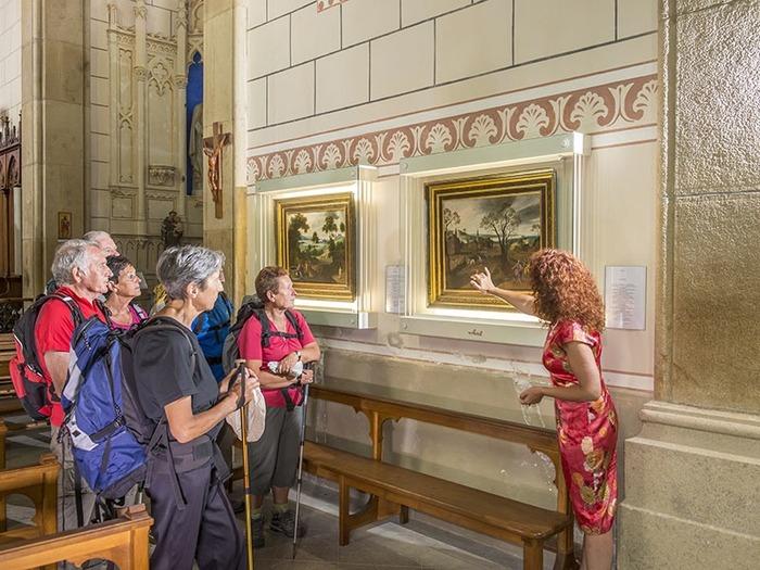 Journées du patrimoine 2019 - Conférence sur les tribulations des tableaux flamands