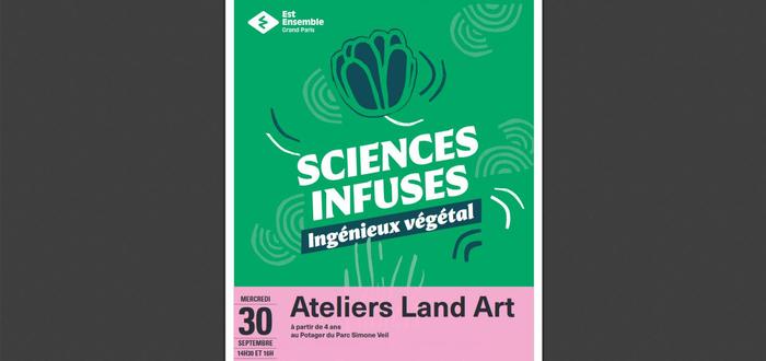 Eloquence, Atelier Land Art