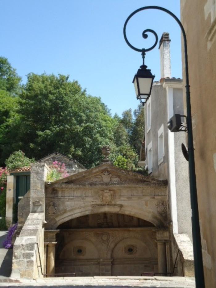 Journées du patrimoine 2020 - Visite de la fontaine des 4 Tias