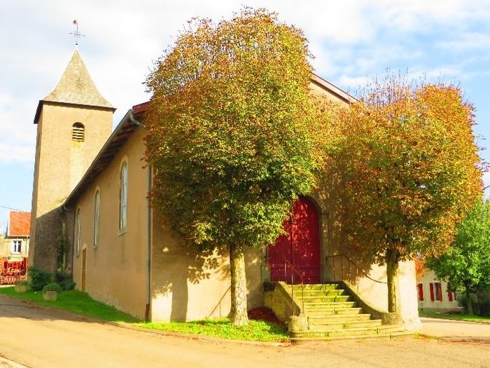 Journées du patrimoine 2020 - Visite de l'église de Haraucourt-sur-Seille