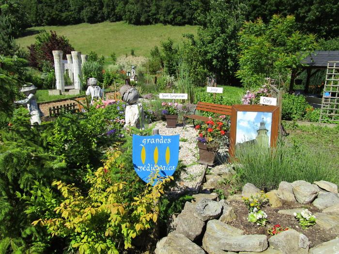 Journées du patrimoine 2019 - Visite du parc des jardins de Haute-Savoie