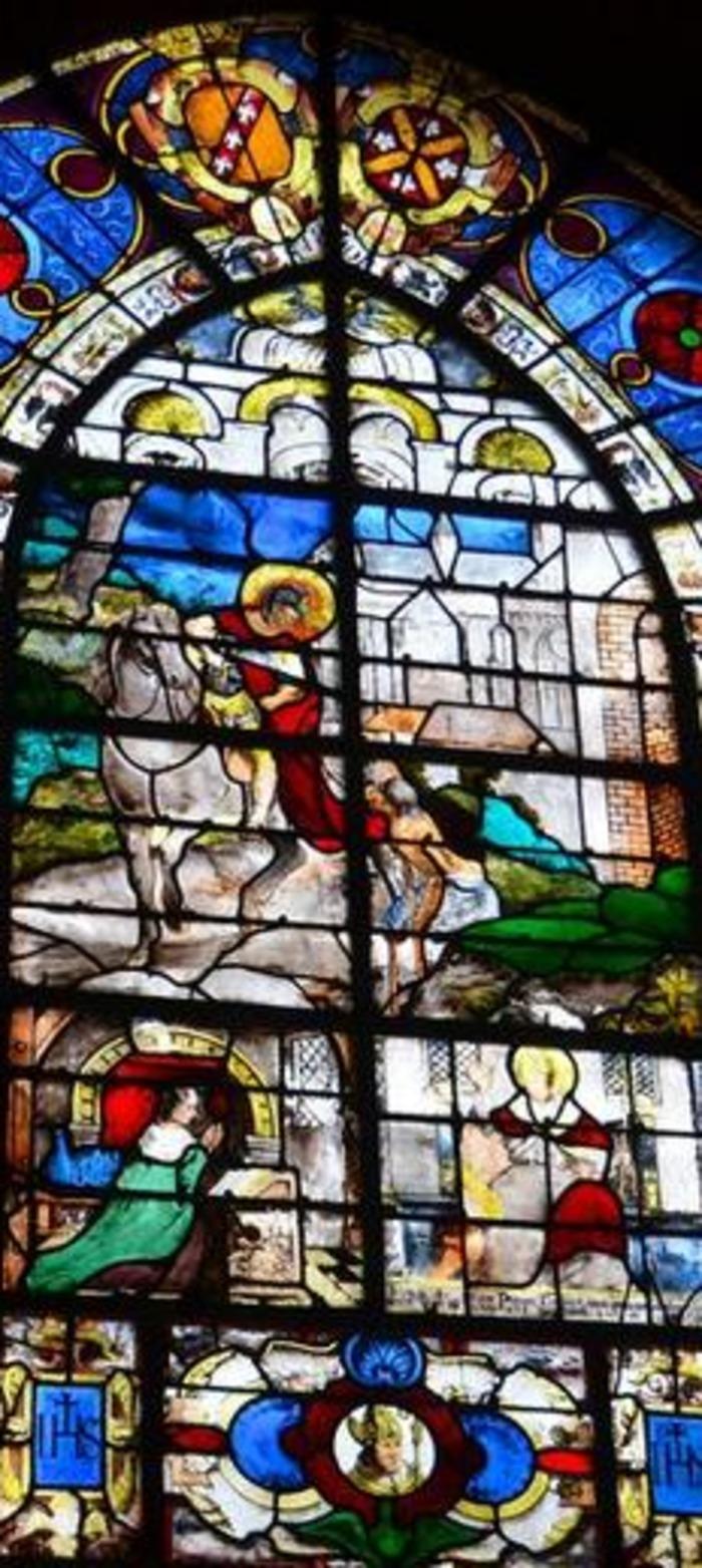 Journées du patrimoine 2020 - Visite commentée de l'église de Chevreuse