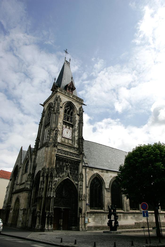 Journées du patrimoine 2020 - Visite libre de l'église Saint-Leu