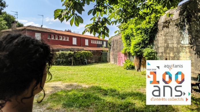 Balade spéciale «Bacalan Claveau, de la rue bleue à la cité jardin»