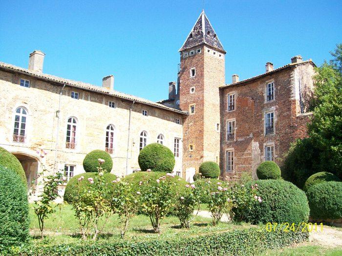 Journées du patrimoine 2020 - Visite commentée du Château de la Bâtie