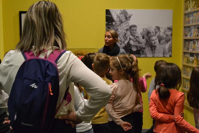 Nuit des musées 2019 -Visite-enquête