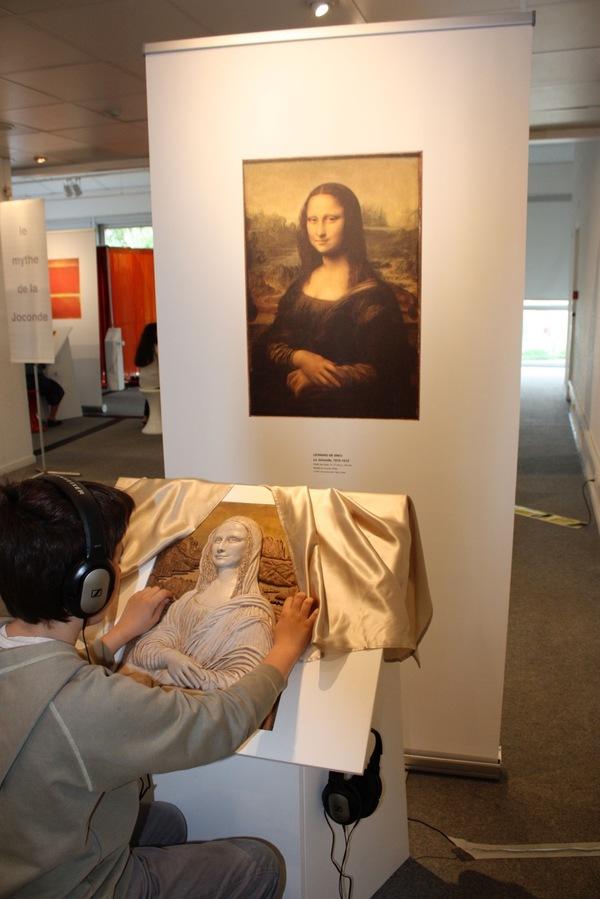 Nuit des musées 2019 -Exposition : La Joconde est dans l'escalier. Le corps à l'oeuvre de la Renaissance à l'Art Contemporain