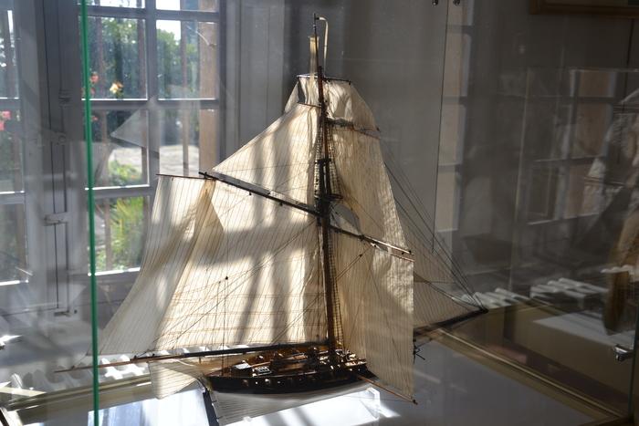Journées du patrimoine 2019 - Musée de la marine - Amiral de Grasse