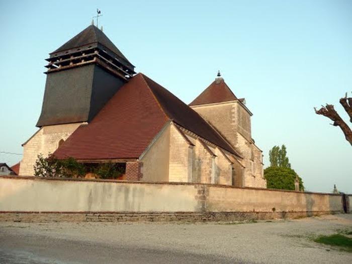 Journées du patrimoine 2020 - Visite de l'église Saint-Julien de Saint-Oulph