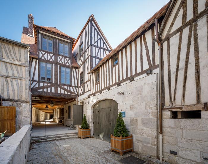 Journées du patrimoine 2020 - Visite guidée de l'Aître Saint-Maclou