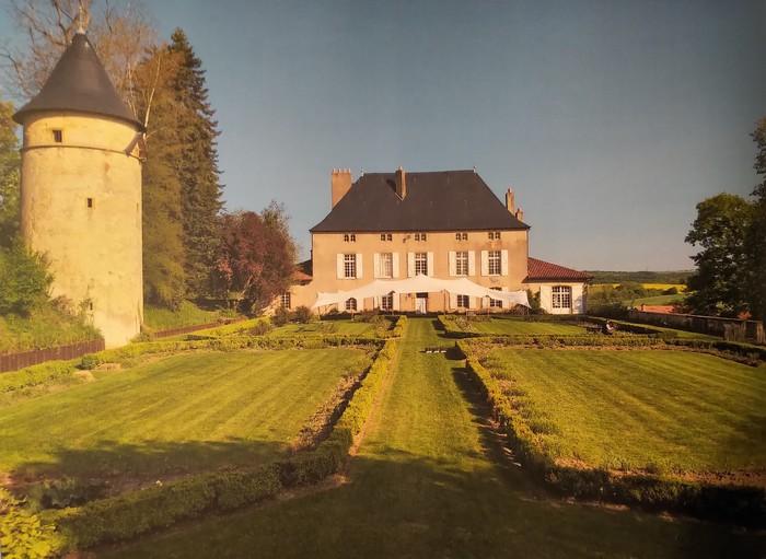Journées du patrimoine 2019 - Visite guidée d'un château du XVIIe et d'un jardin du XVIIIe aux accès repensés par Gilles Clément