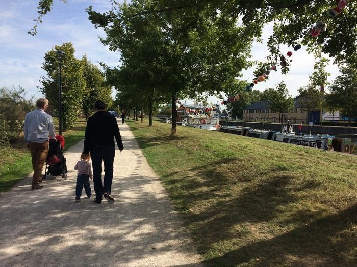 La Fête du canal