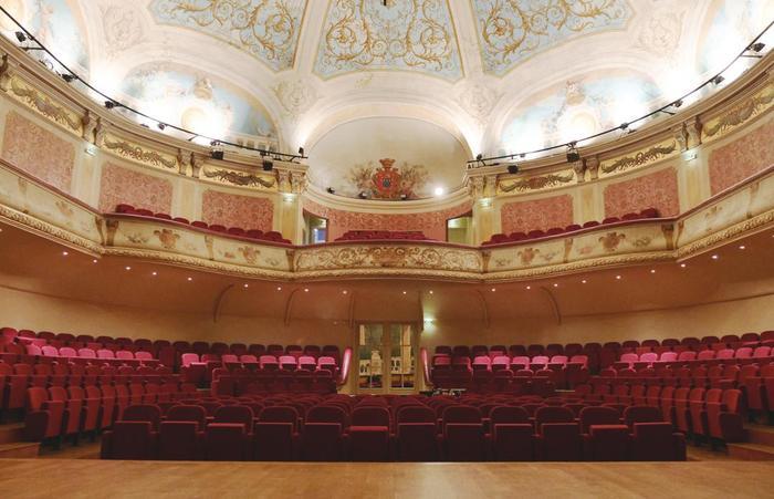 Journées du patrimoine 2020 - Visite guidée du Théâtre d'Arras animée par l'Office du Tourisme d'Arras