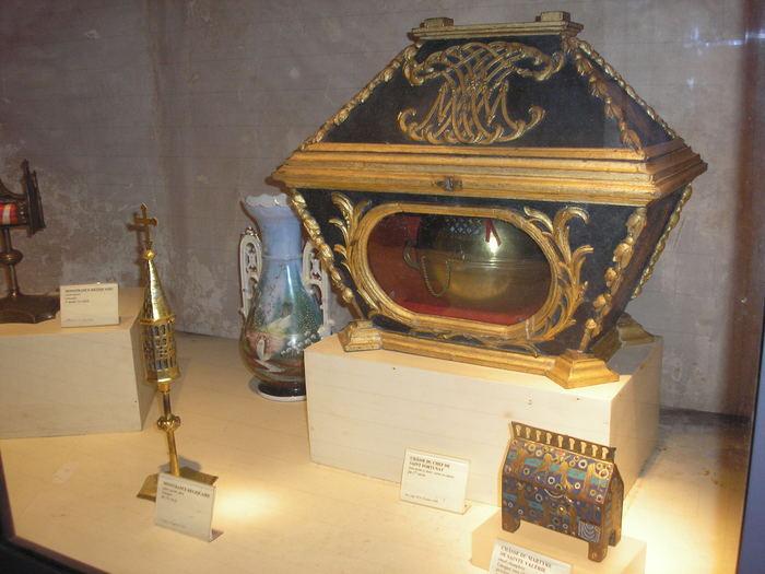 Journées du patrimoine 2020 - Visite libre de l'église de Flavignac