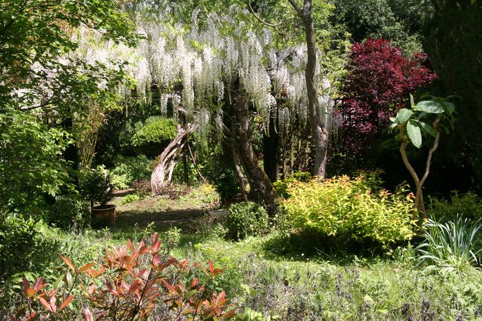 Journées du patrimoine 2019 - Le Jardin de Gros Bois, jardin privé d'un artiste