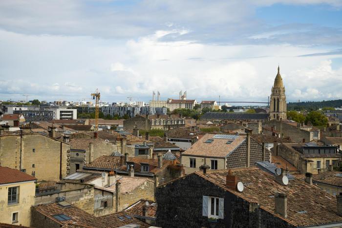 Bastide-Benauge, quartier avec vue