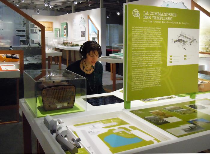 Journées du patrimoine 2019 - Exposition
