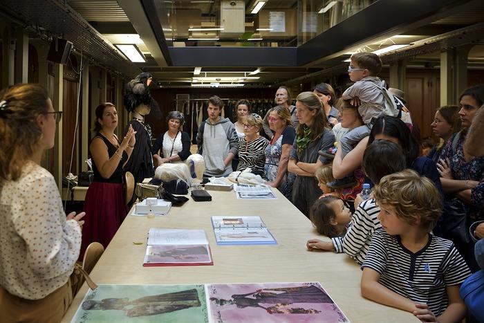 Journées du patrimoine 2019 - Visite des ateliers costumes de l'Opéra Comique