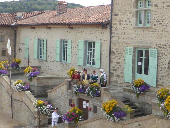 Journées du patrimoine 2019 - Visites guidées du château