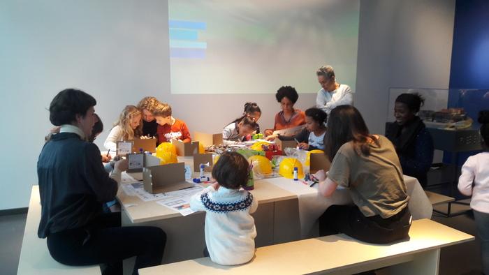 Journées du patrimoine 2020 - Atelier jeune public - Mélodie architecturale