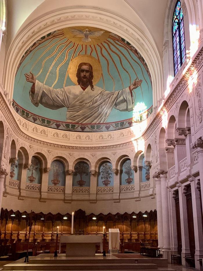 Journées du patrimoine 2020 - Le Christ de James Tissot
