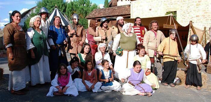 Journées du patrimoine 2020 - Visite libre et ateliers médiévaux