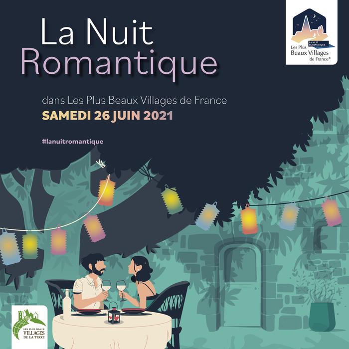 La Nuit Romantique à Vogüé