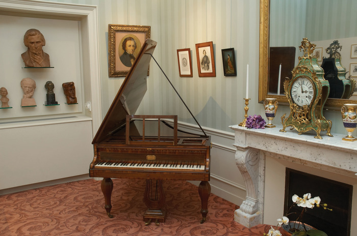 Journées du patrimoine 2020 - ANNULÉ - Visite de trois musées de la Bibliothèque Polonaise de Paris