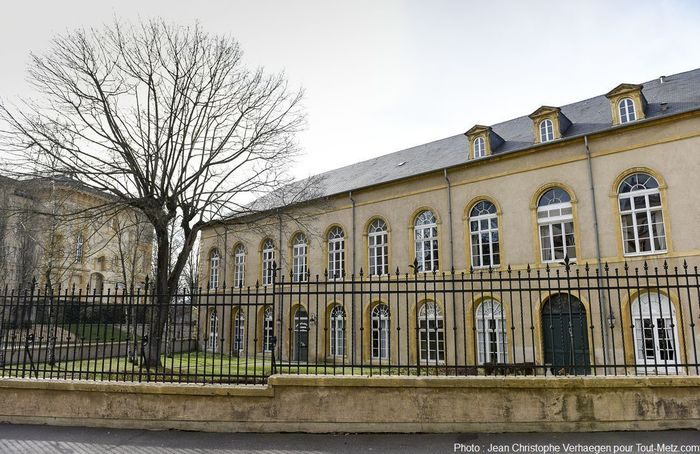 Journées du patrimoine 2019 - Visite libre ou guidée de l'abbaye royale de Saint-Arnoul