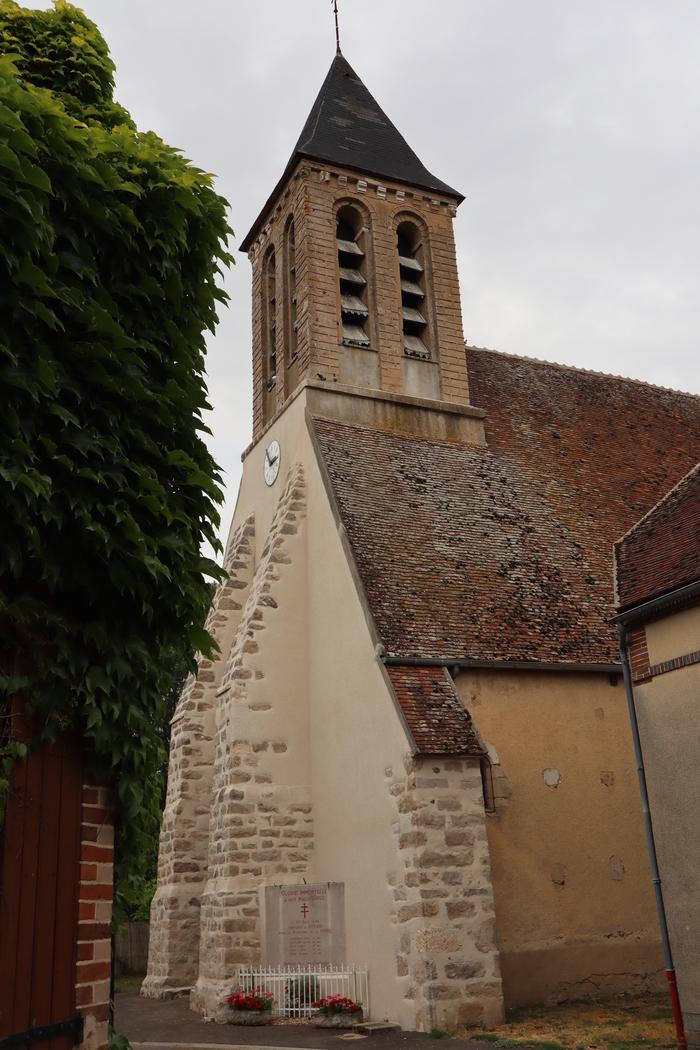 Journées du patrimoine 2020 - Visites de l'église de Sépeaux