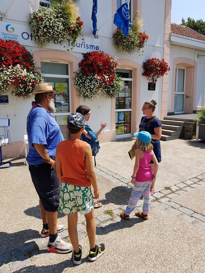 Journées du patrimoine 2019 - Visite guidée : Les Gi parmi l'histoire à Jullouville
