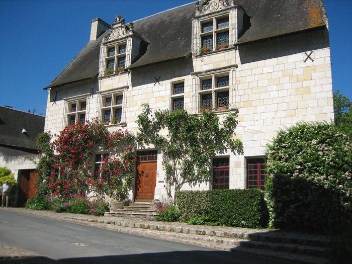 Journées du patrimoine 2020 - Visite du logis du prieur Cunault