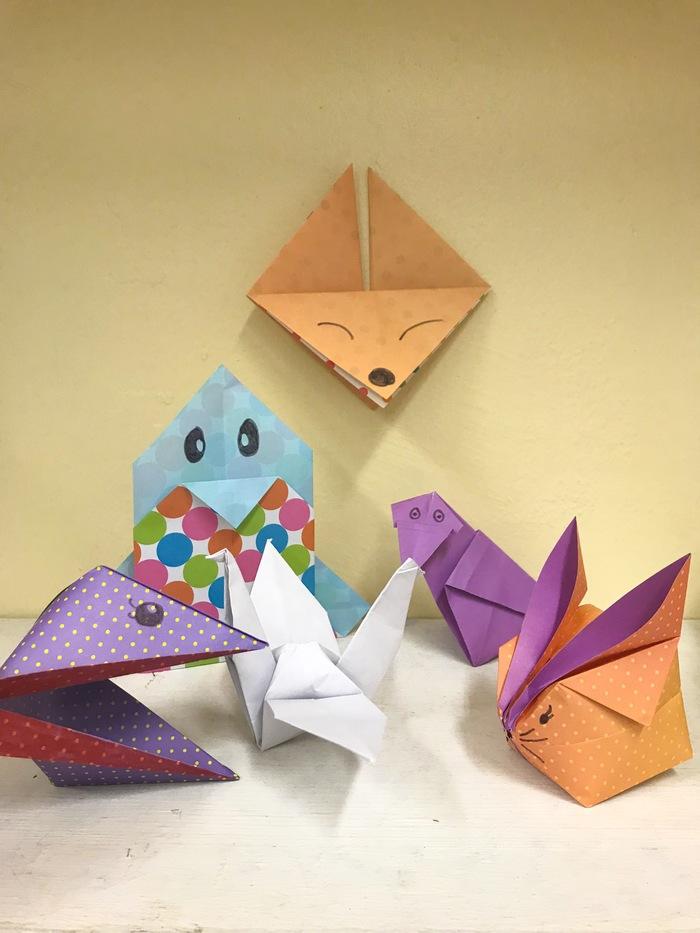 Journées du patrimoine 2019 - Atelier participatif de création d'origamis