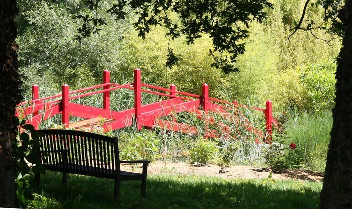 Journées du patrimoine 2020 - Visite libre et visite accompagnée des Jardins du Loriot